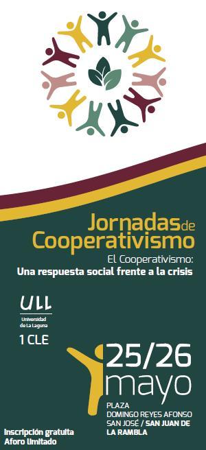 Jornada de cooperativismo en el Ayuntamiento de San Juan de la Rambla