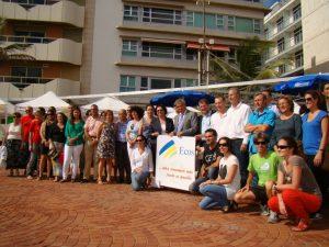 ASESCAN participó en la Feria de Economía Solidaria