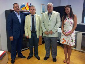 ASESCAN se reúne con el Director del Servicio Canario de Empleo