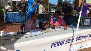 Conclusiones de la Feria Economía Solidaria