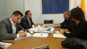 ASESCAN se reúne con D. Juan Domínguez, Vicepresidente del Cabildo de Gran Canaria