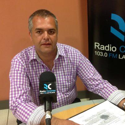 Entrevista en Radio Canarias al Vicepresidente de ASESCAN